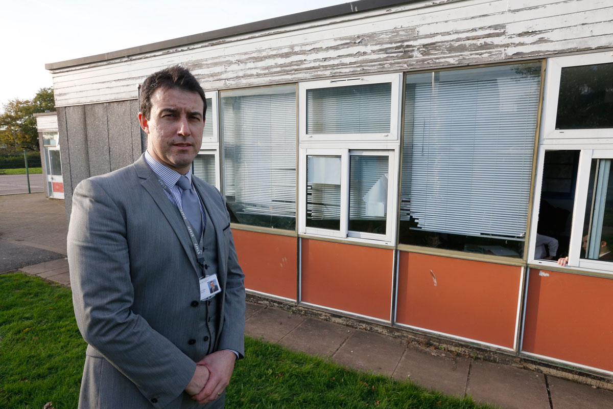 Headteacher Peter Gillett spoke to The Borehamwood Times to address the issues that are concerning residents.