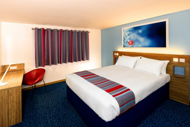 The hotel, which opened in 2008, has now completed the week long refurbishment of their 96 rooms.