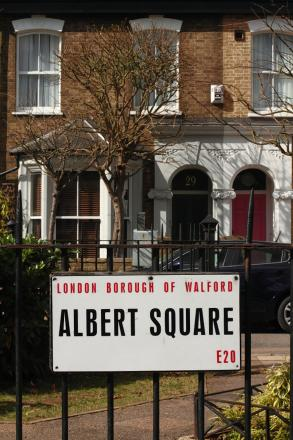 Albert Square is here to stay