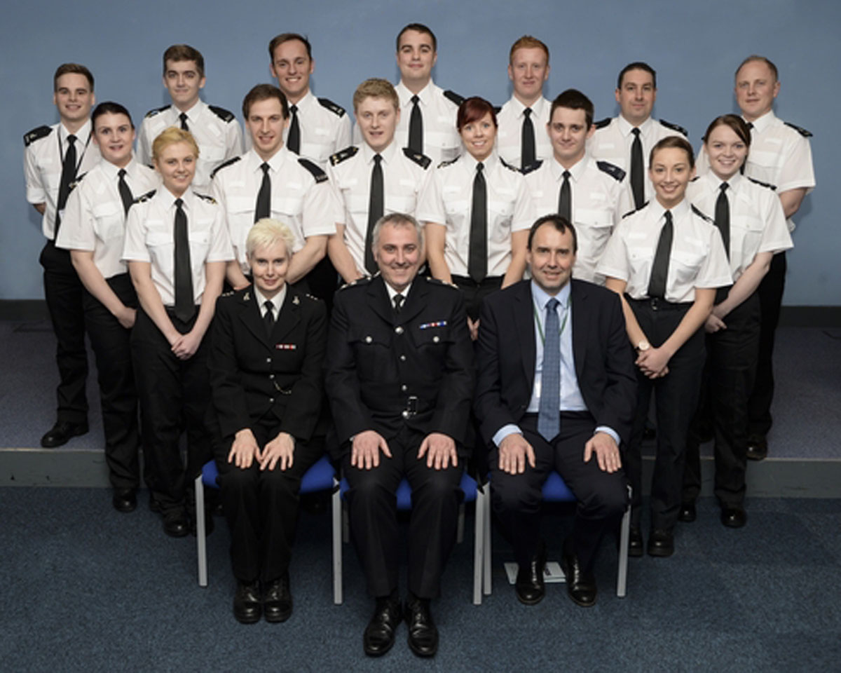 Hertfordshire Police welcomes new special constables