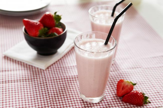 Recipe: Viva Strawberry Smoothie