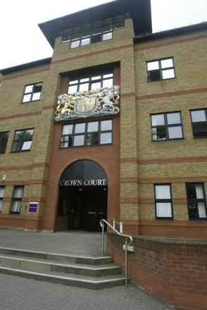 Matthew Lewis was handed a suspended prison sentence at St Albans crown court