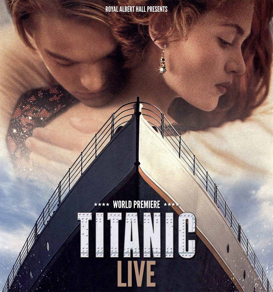 Titanic got a standing ovation at its premiere in Leicester Square