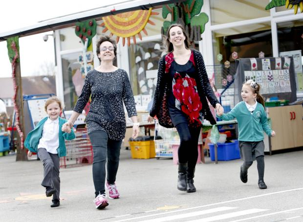 Borehamwood Times: Back to school for mothers, aunts and grandmothers
