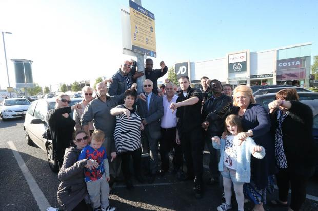 Borehamwood Times: Borehamwood Shopping Park restrictions changed back to three hours