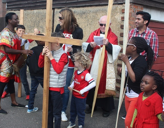 Good Friday Walk of Witness 'best ever'
