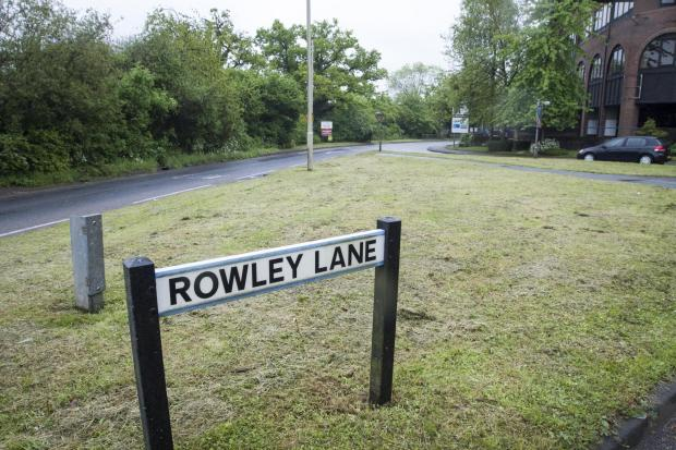 Rowley Lane could be the site for a new stadium in Borehamwood