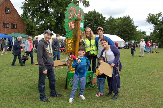 Organisers hope for sunshine for this year's annual Shenley Fete.