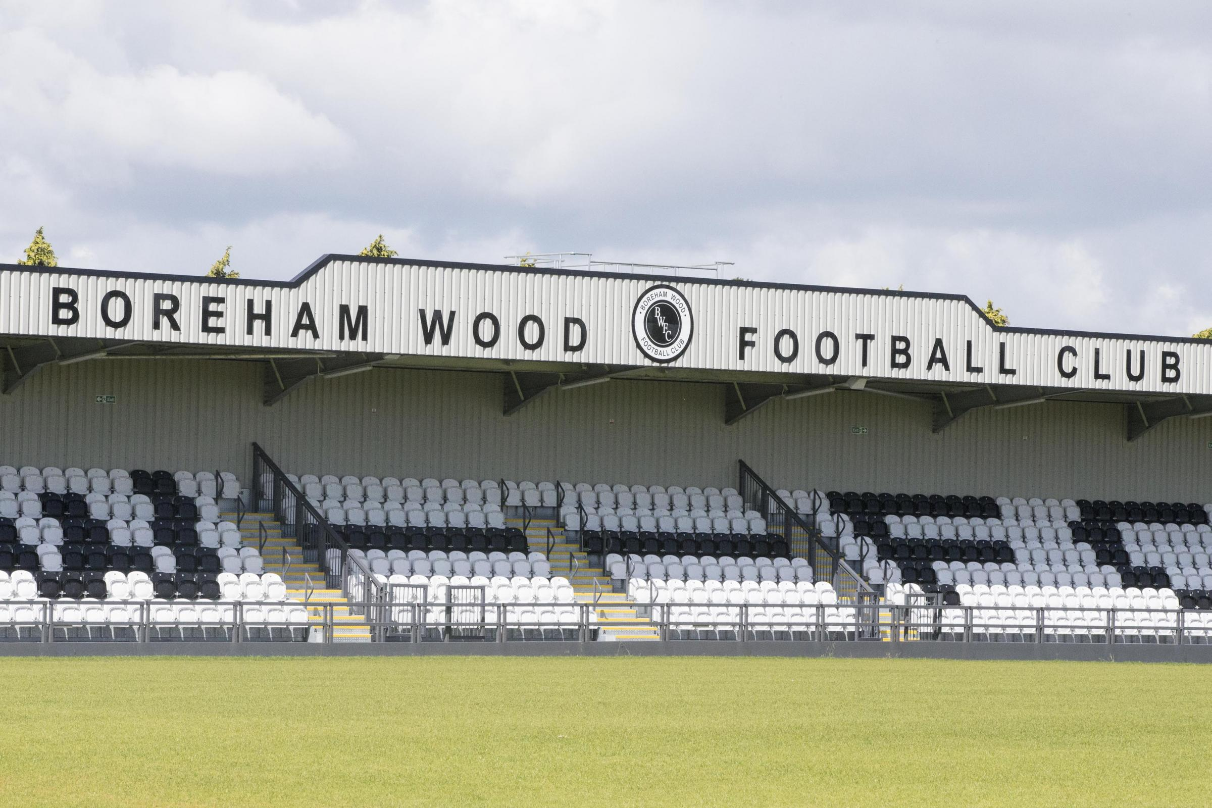 Boreham Wood FC have submitted a planning application to help expand their growing education scheme.