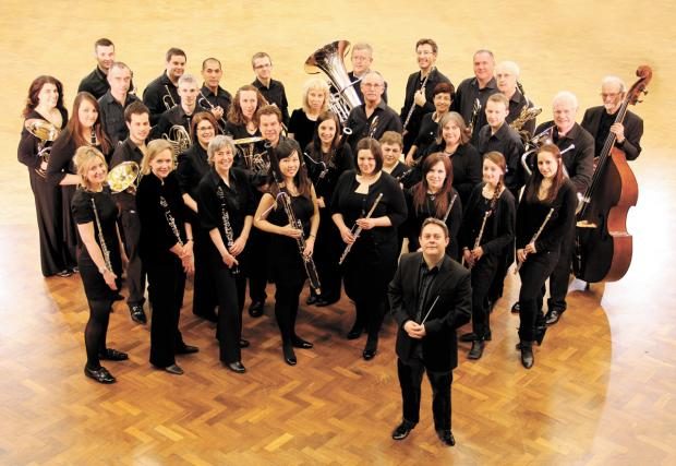 Borehamwood Times: The BBC Elstree Concert Band is made up of BBC staff