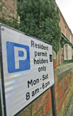 Parking charges to increase this summer