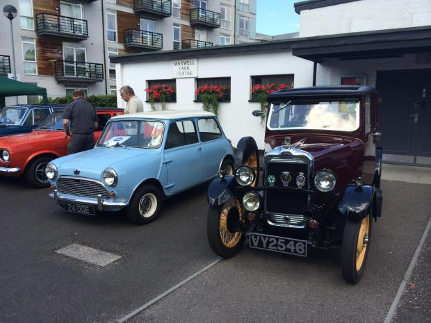 Borehamwood Times: Classic car show a hit with motor enthusiasts