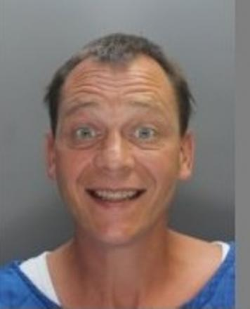 Stewart Spencer Skilton, aged 43, is wanted for failing to appear at Central Herts Magistrates Court