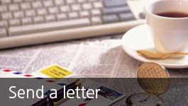 Borehamwood Times: Send a letter