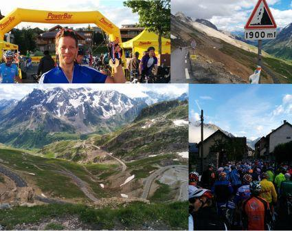 Adrian and Sarah Sarosi have completed various challenges including the London Marathon and a 165km ride uphill through the Alps and have raised £17,000 of their £20,000 target.