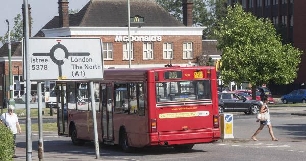 Hertfordshire County Council has released a consultation regarding the future of 32 bus services across the county