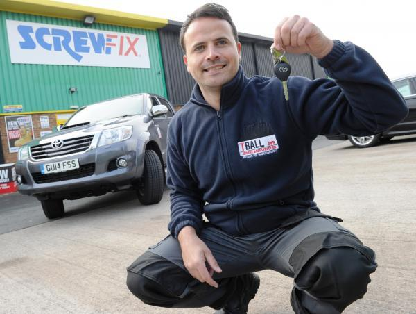Screwfix, which has a store in Borehamwood, is launching its annual competition to find a top tradesman