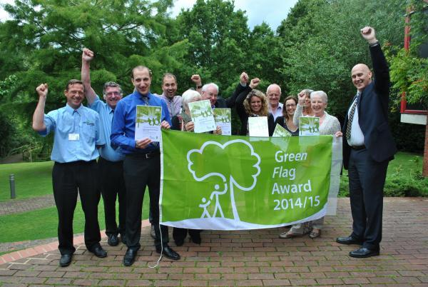 Hertsmere claimed more prizes than anywhere else in Hertfordshire, picking up a total of six awards.