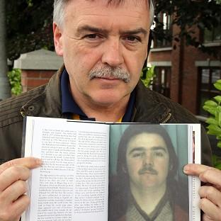 Kieran Megraw is hopeful his brother Brendan's remains will be found