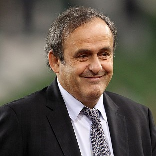 Michel Platini has decided to remain in charge of UEFA