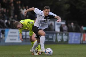 Wood move four points clear of drop zone with Tranmere point