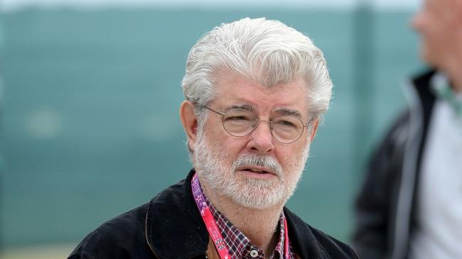 Star Wars supremo George Lucas carried on with the film, despite being told it might flop