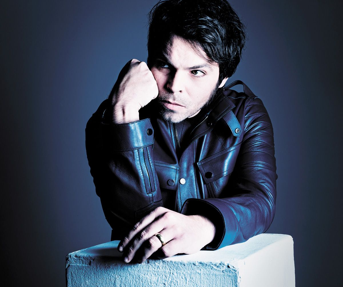 Gaz Coombes PHOTO: (c)-Rankin-2014