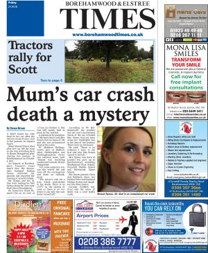 Borehamwood Times: Read this week's e-newspapers and access our online archive