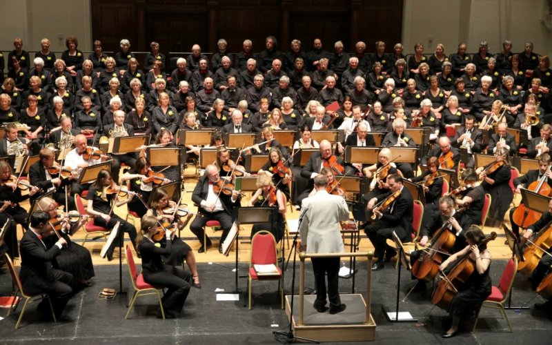 Hillingdon Philharmonic Orchestra appeals to film lovers with night of classic film scores