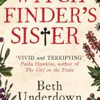 Borehamwood Times: The Witchfinder's Sister by Beth Underdown