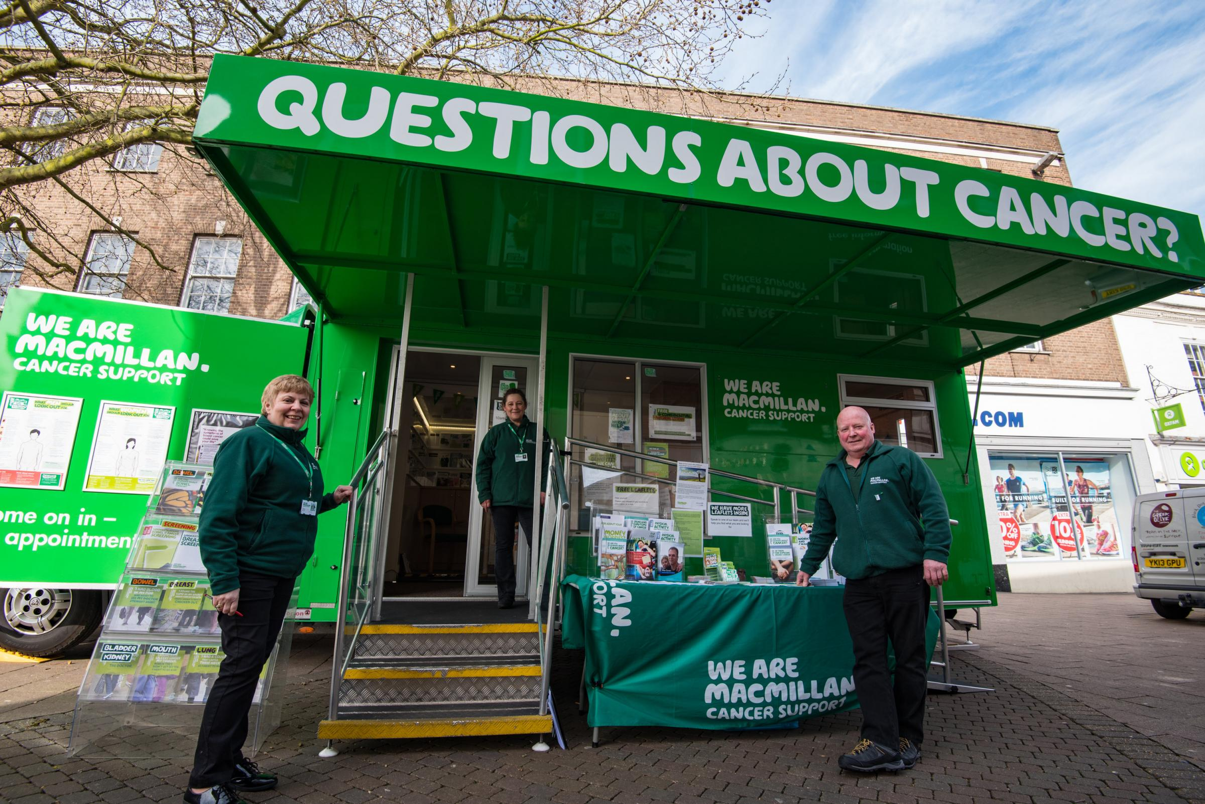 Macmillan Cancer Support Information Service in Southgate
