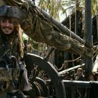 Borehamwood Times: Undated Film Still Handout from PIRATES OF THE CARIBBEAN: DEAD MEN TELL NO TALES. Pictured: Jack Sparrow (Johnny Depp). See PA Feature FILM Reviews. Picture credit should read: PA Photo/Disney. WARNING: This picture must only be used to accompany PA Featu