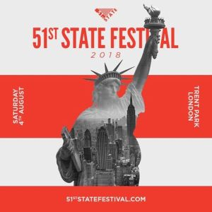 51st State Festival 2018
