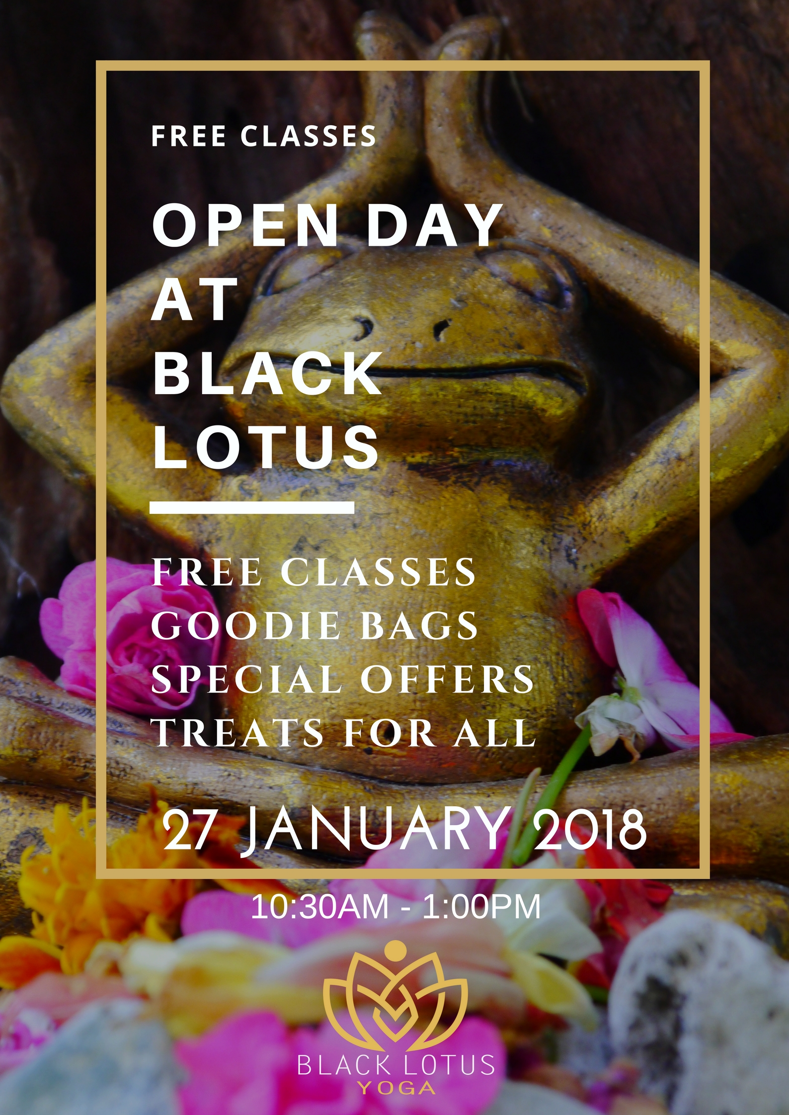 Open Day - FREE Yoga