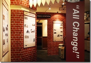Exhibition celebrates 150 years of the railway