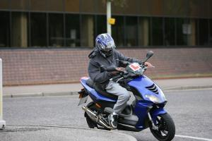 Police say they have seen a rise in moped thefts