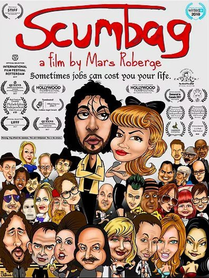 Vive Le Rock presents Scumbag The Movie