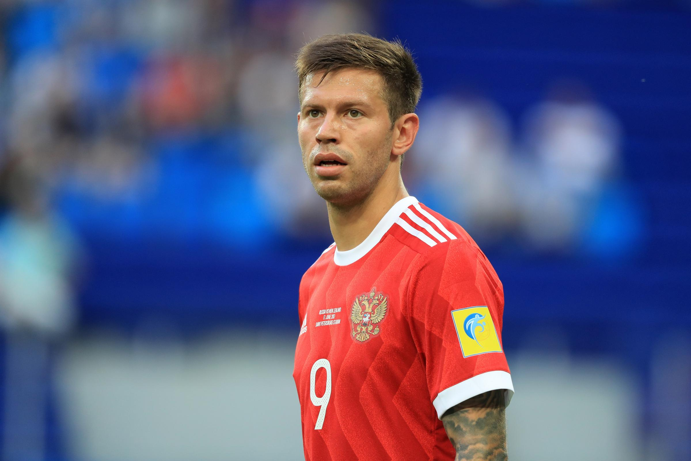 Russia striker Fyodor Smolov believes the World Cup's legacy will benefit future generations,