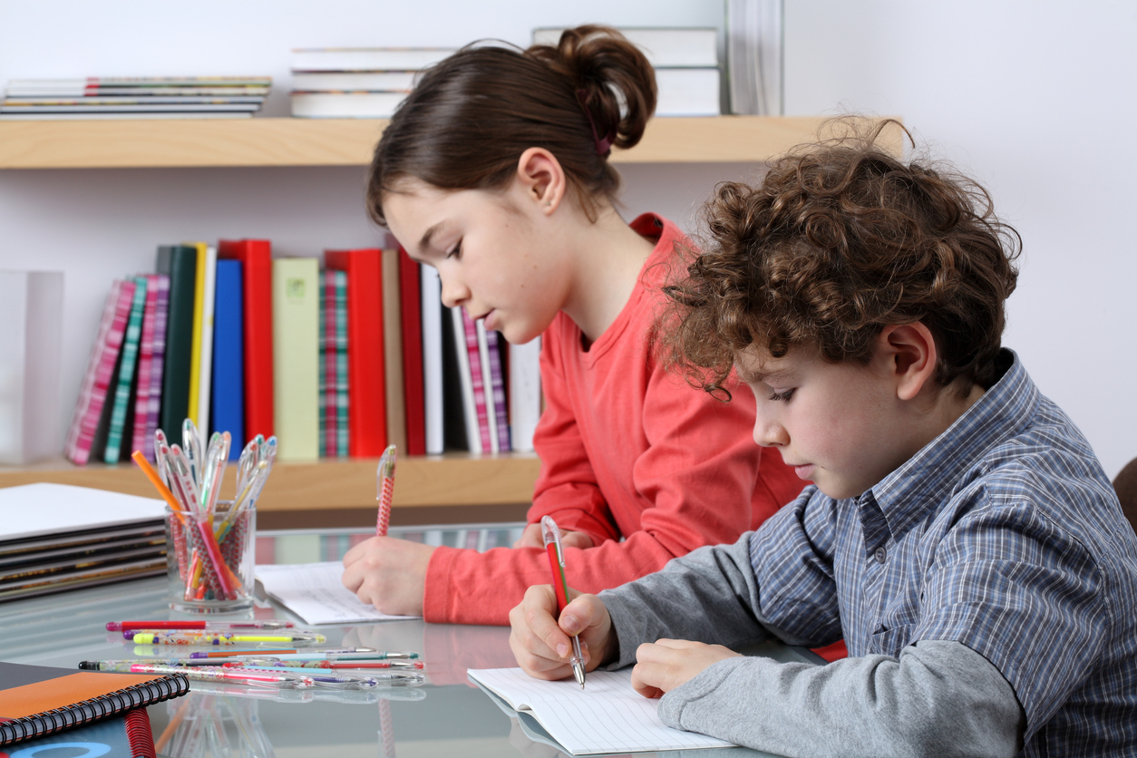 KIDS' CREATIVE WRITING WORKSHOPS