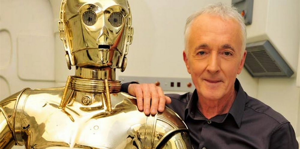An Evening With Anthony Daniels