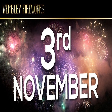 Wembley and Brent Fireworks Display 3rd November 2018 CELEBRATION OF CULTURE