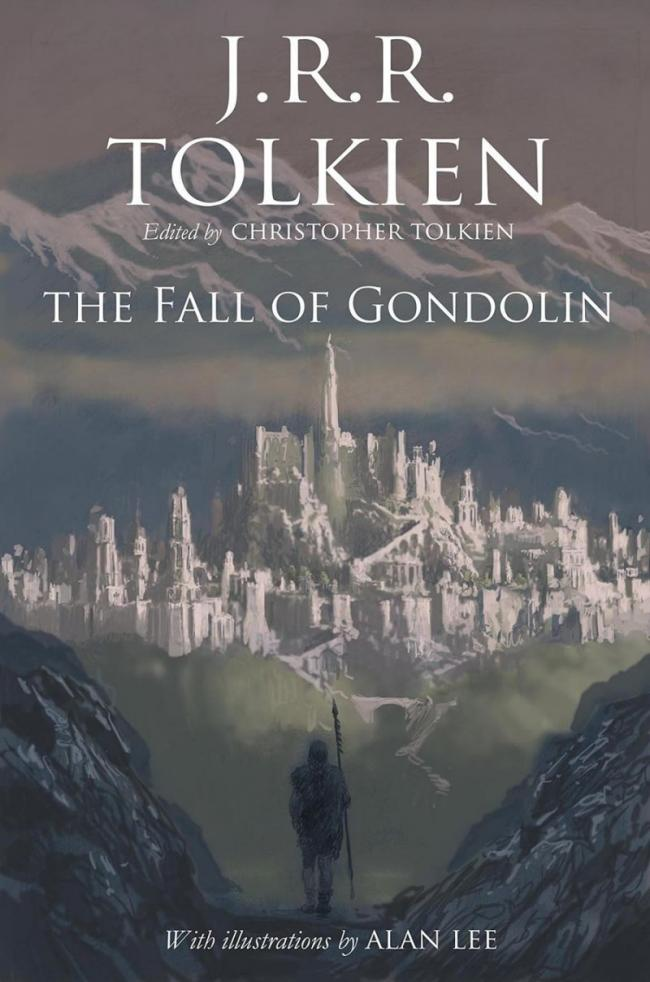 The Fall of Gondolin of JRR Tolkien