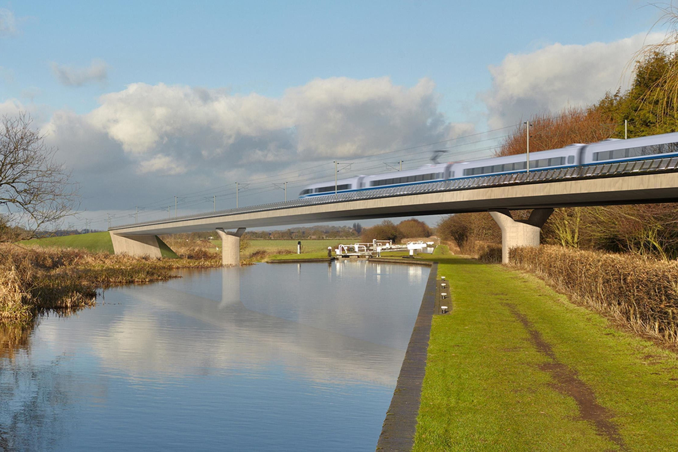 HS2: Plans for nearly half a million jobs 'just the beginning'