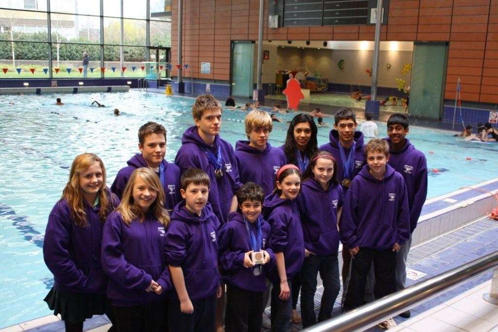 Hertsmere Flyers were out in force at the county championships