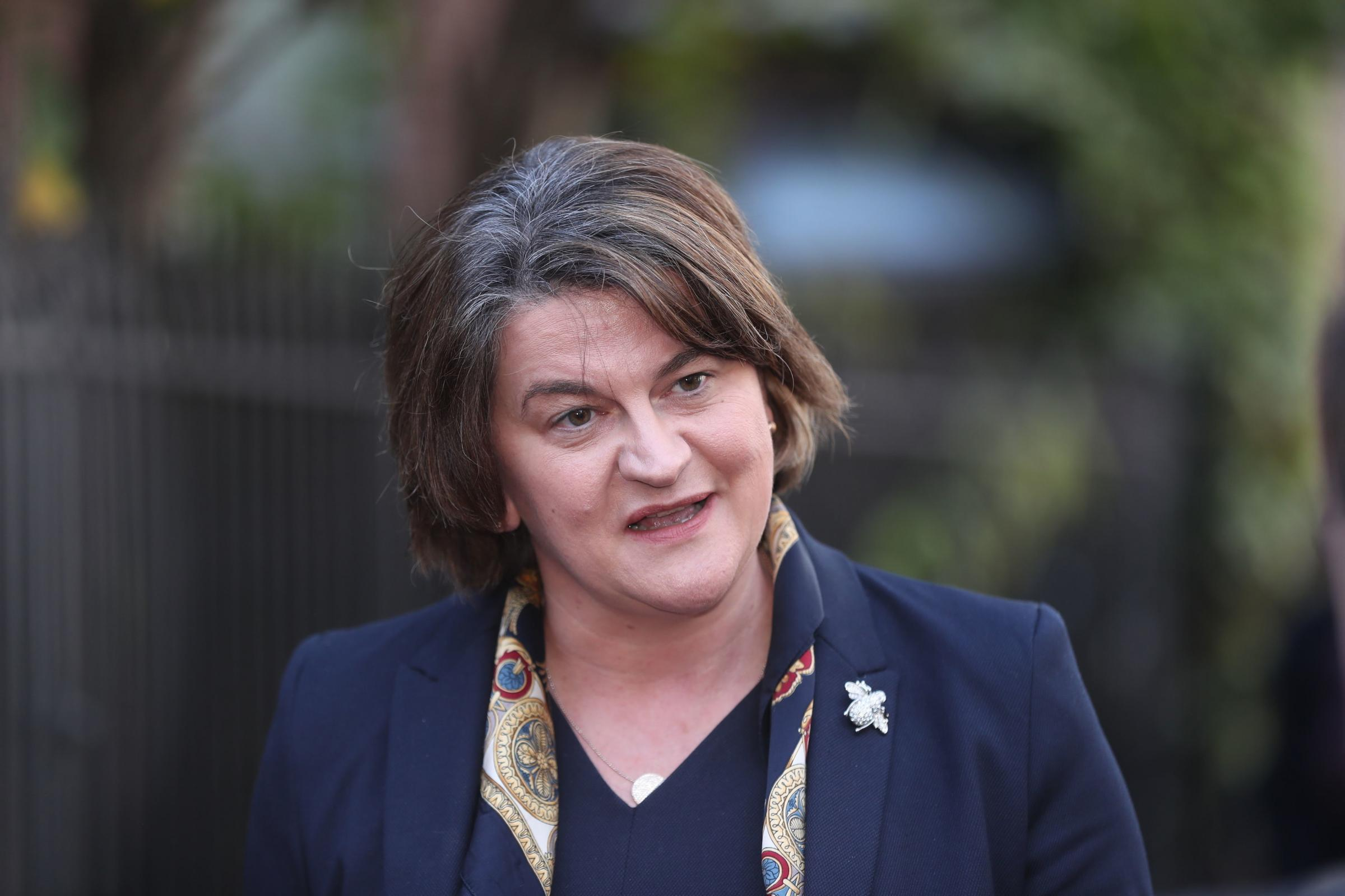 DUP warns it will oppose any Brexit deal 'which weakens Union'
