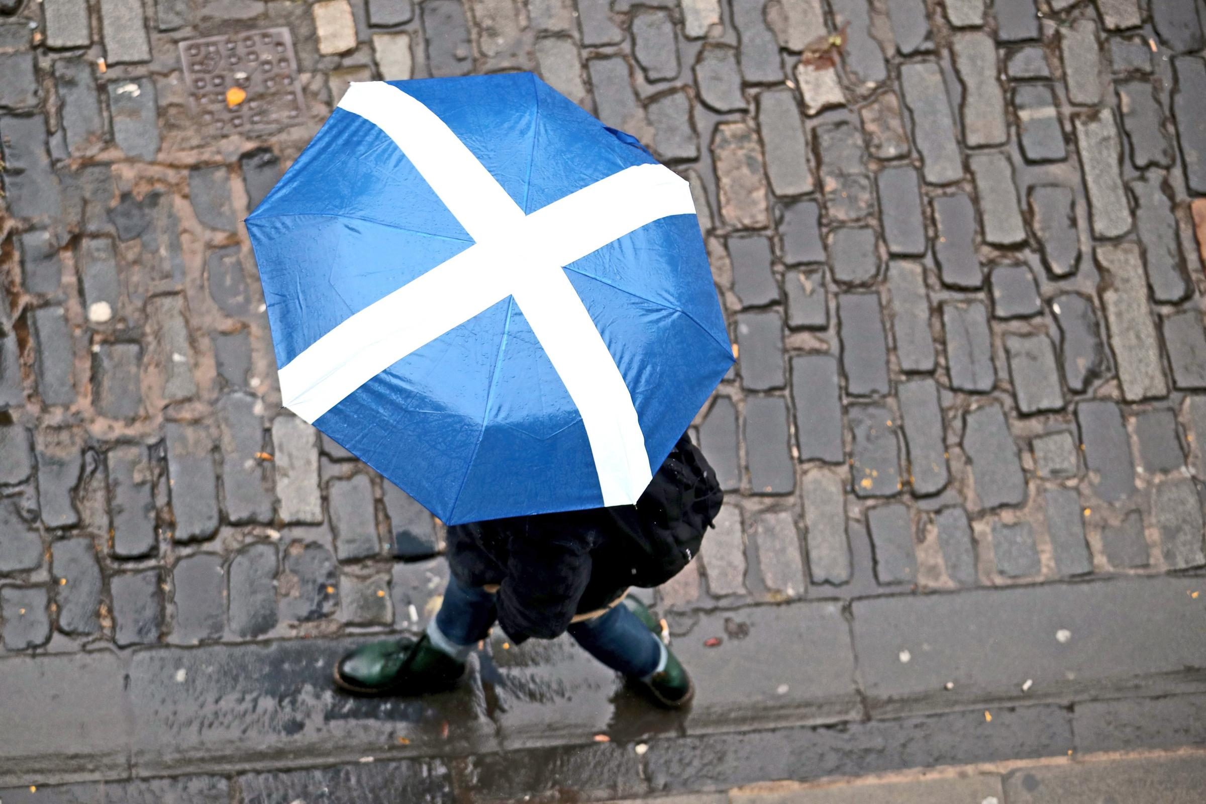 Homes and businesses at risk of flooding in parts of Scotland