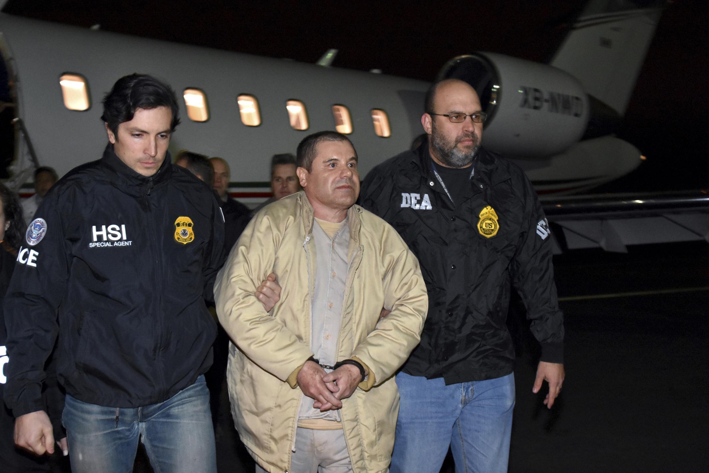 US trial of Mexican drug lord 'El Chapo' begins