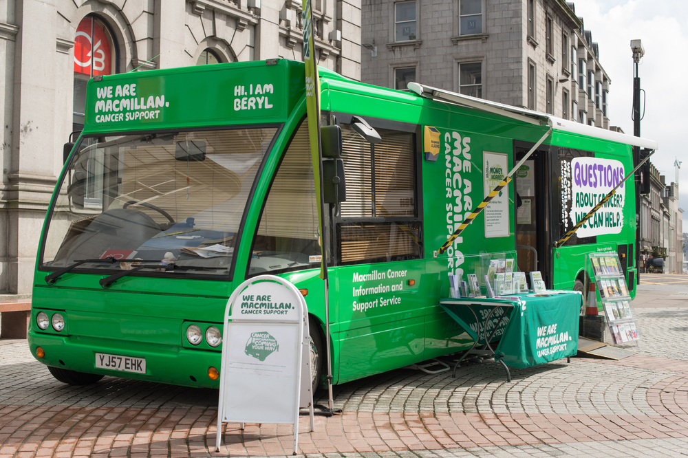 Macmillan Cancer Support Information Service in Haringey