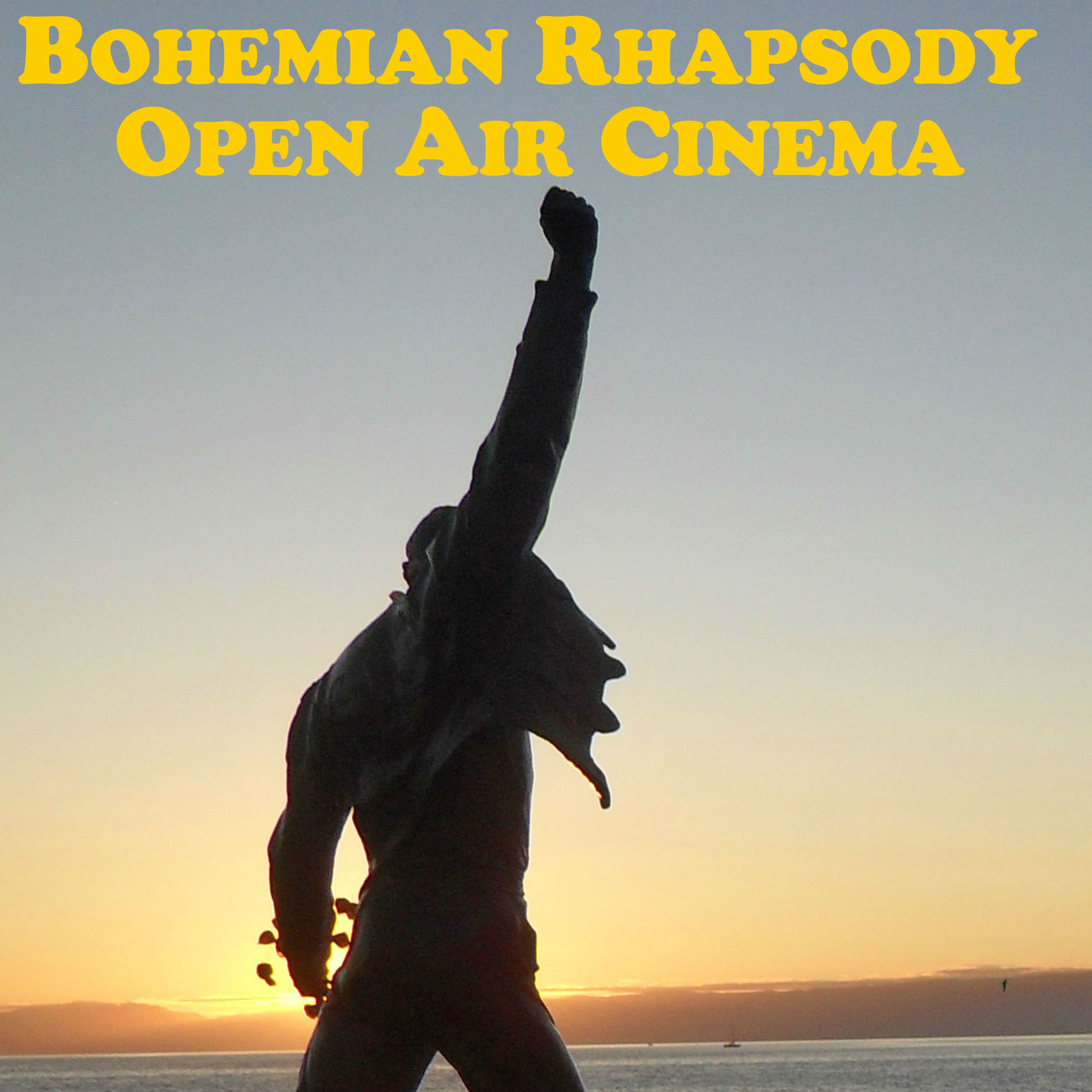 Open Air Cinema - Bohemian Rhapsody (12A)