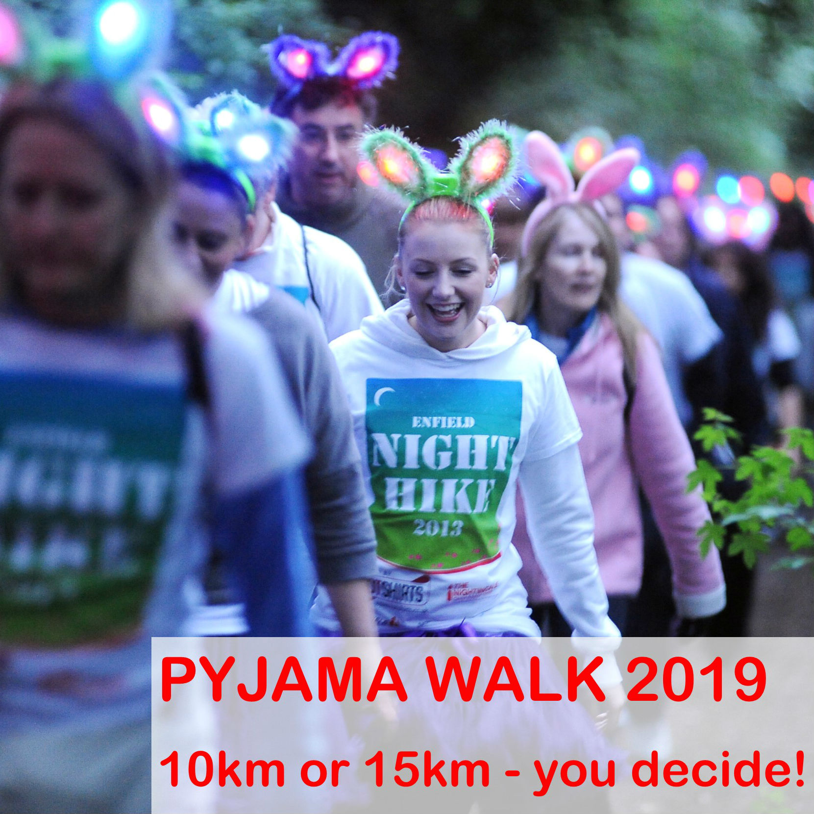Nightingale Pyjama Walk